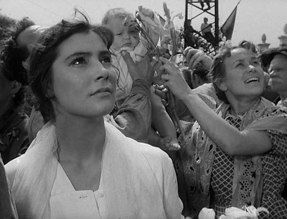 Фильм «Летят журавли» с Татьяной Самойловой стал самой титулованной советской кинокартиной