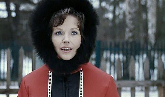Natalia Fateeva one of the most popular Soviet actresses