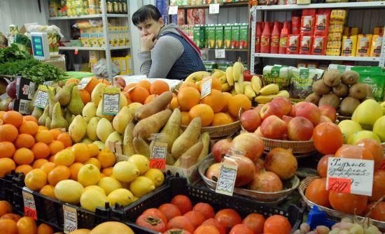 Россия решила отказаться от польских фруктов и овощей
