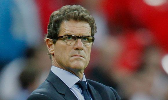 Fabio Capello told reporters he is not going to resign