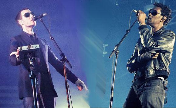 Massive Attack провели концерт в поддержку палестинских беженцев