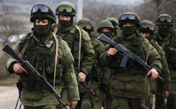 НАТО фиксирует рост численности российских войск на границе с Украиной