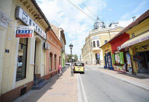 Серб Радивой Милянич открывает кафе «Путин»