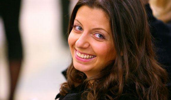 Маргарита Симоньян сообщила, что она ждет второго ребенка
