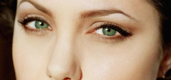 Зеленые цвет глаз признан самым редким