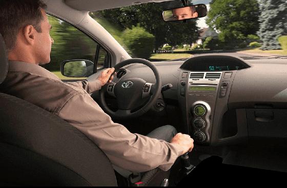Перегон автомобиля профессиональным водителем