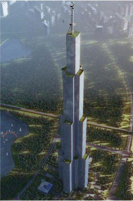 Самый высокий в мире