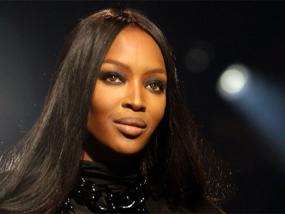 Pictured: Naomi Campbell