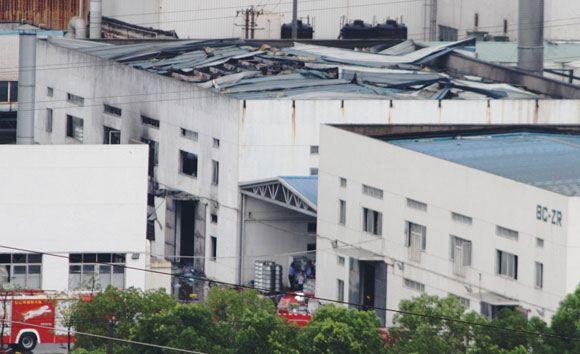 Жертвами взрыва на заводе в Китае стали не менее 65 человек