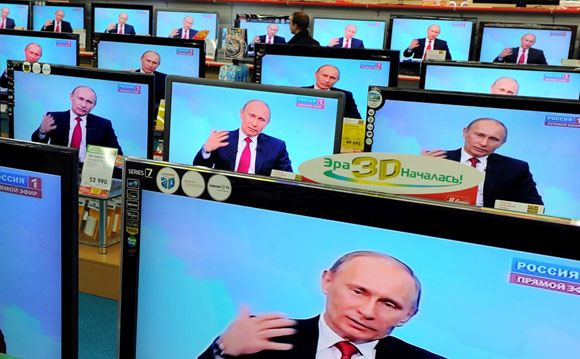 Донец остался без российских телеканалов после атаки украинской армии