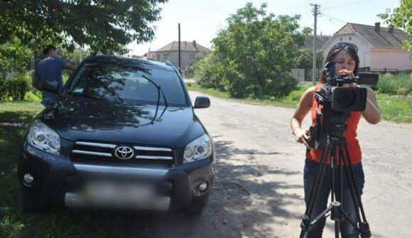 СБУ выдворило журналистку RT Ruptly с территории Украины