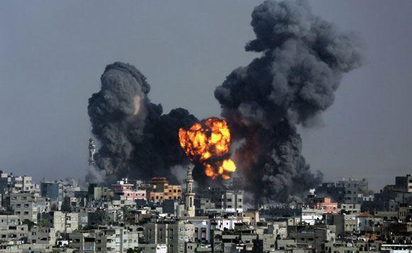 Израиль в понедельник на семь часов прекратит боевые действия в секторе Газа