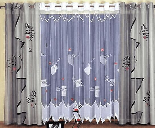 Декор окон - шторы