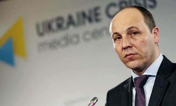СМИ: Секретарь СНБО Украины Парубий написал заявление об отставке