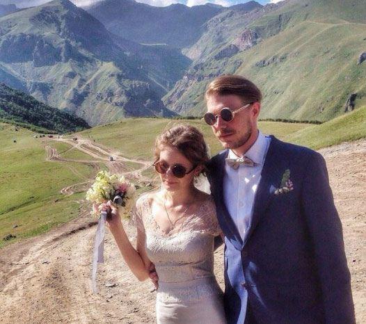 Никита Ефремов женился на актрисе МХТ имени Чехова