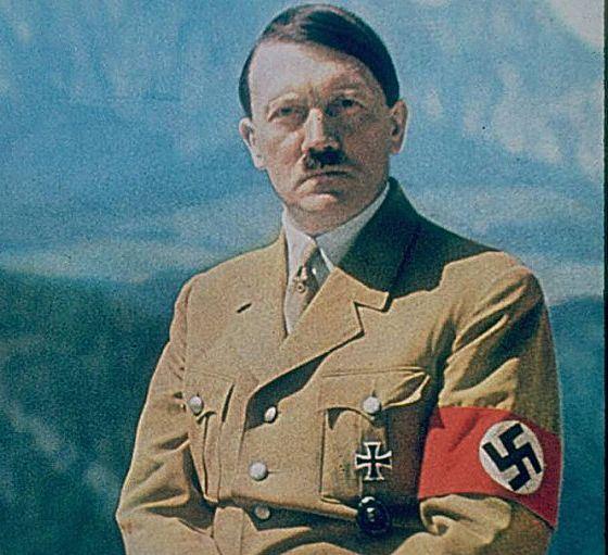 Усы Адольфа Гитлера были одной из главных примет