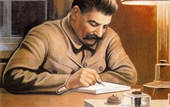Самым знаменитым усатым мужчиной Советского Союза считается Иосиф Сталин