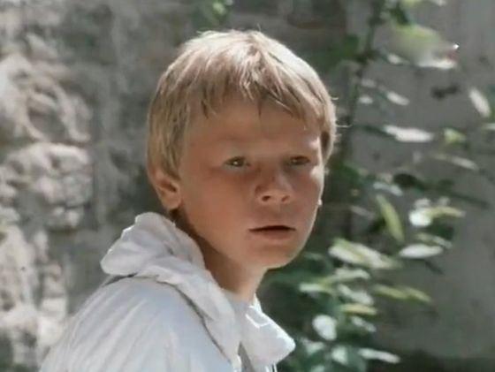Актер Владислав Галкин стал знаменитым еще в детстве