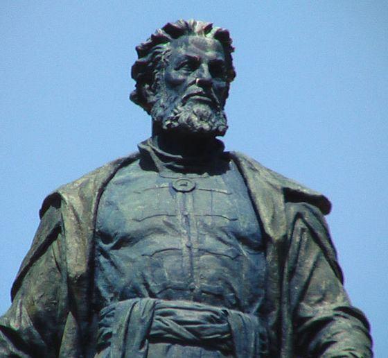 Путешественник Афанасий Никитин ходил за три моря