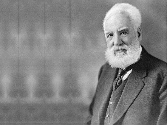 Изобретатель первого телефона