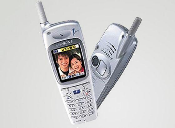 Появление камеры стало революцией на рынке мобильных телефонов