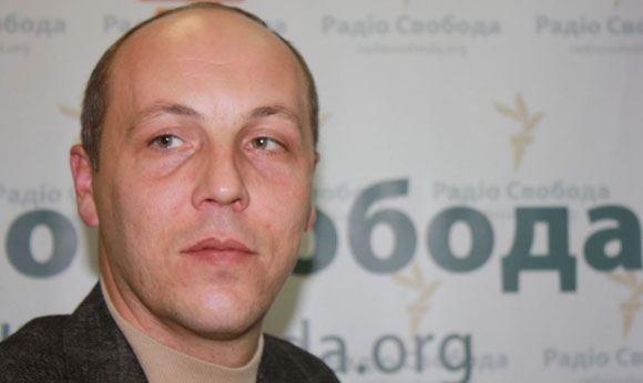 Порошенко принял отставку секретаря СНБО Украины Парубия