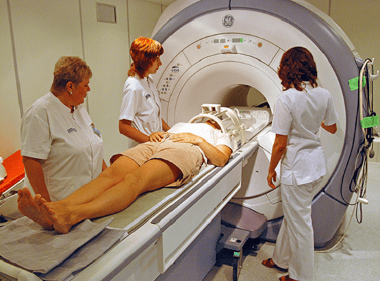 МРТ позволяет провести полную диагностику организма