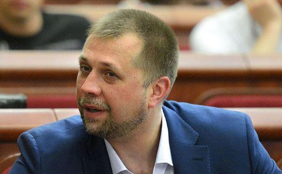 Александр Бородай, премьер ДНР, хочет уйти в отставку