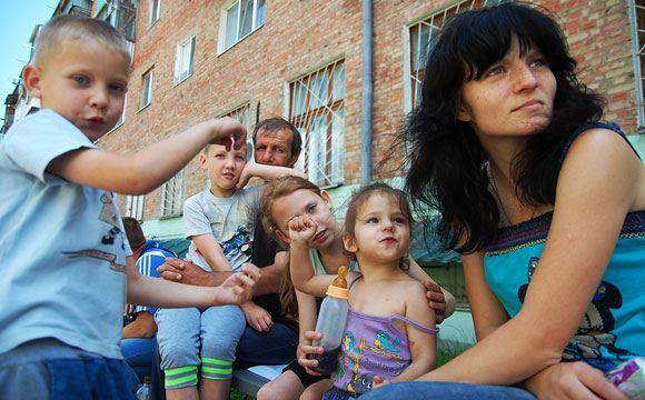 Шесть российских регионов исчерпали возможности приема беженцев