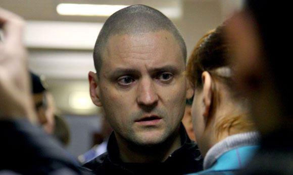 Сергей Удальцов продолжает голодовку в СИЗО