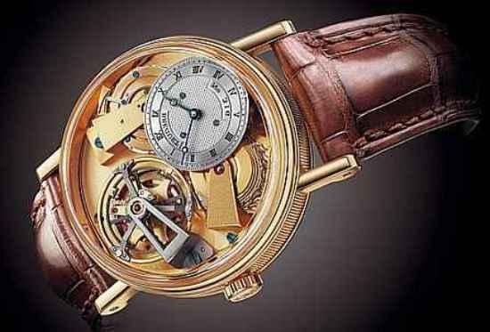 Часы Бреге - символ точности и элегантности