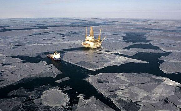Путин даст старт бурению в рамках арктического проекта «Роснефти»