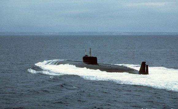 Российские моряки «выдворили» американскую подлодку из приграничных вод