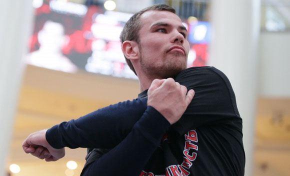 Дмитрий Чудинов защитил временный титул WBA