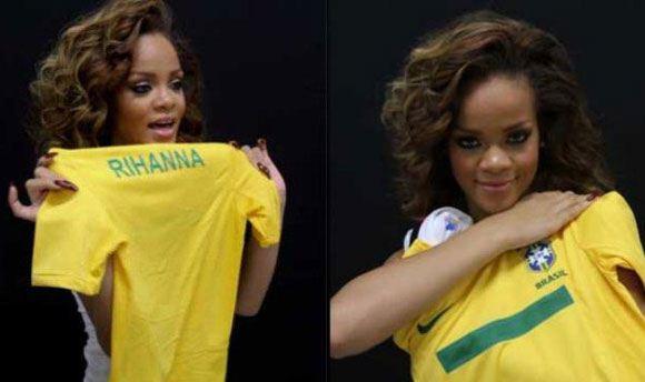Рианна намерена открыть на Барбадосе футбольную академию