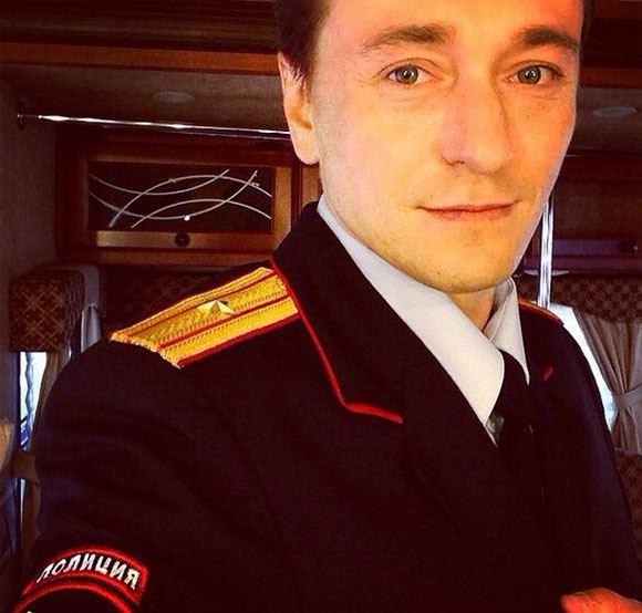 Сергей Безруков начал съемки в новом сериале