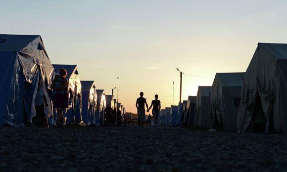 ФМС к сентябрю может закрыть все ПВР для беженцев с Украины