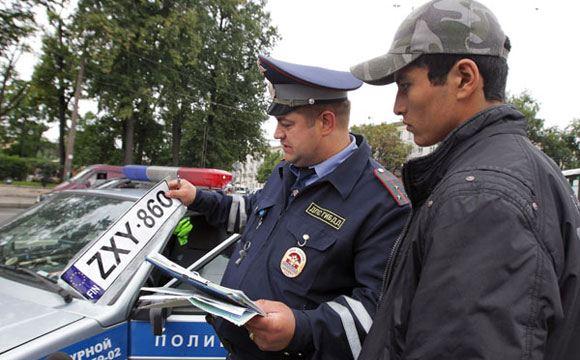 ГИБДД предъявит новые требования к владельцам автомобилей с иностранными номерами