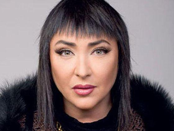In the photo: Lolita Milyavskaya
