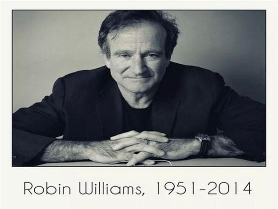 Robin Williams died on August 11