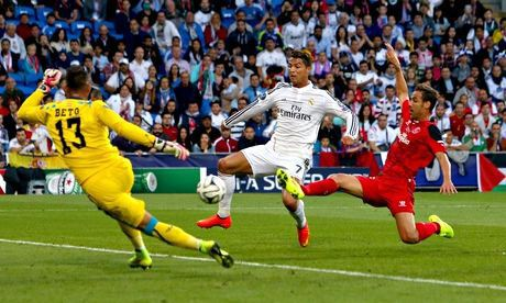 «Реал» завоевал Суперкубок УЕФА