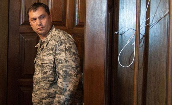 Глава ЛНР Болотов временно уходит в отставку в связи с ранением