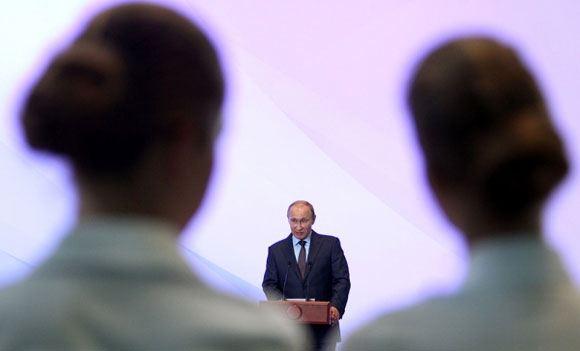 Владимир Путин не считает возможным возвращение Крыма Украине
