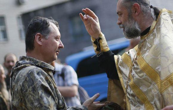Игорь Стрелков ушел в отставку с поста министра обороны ДНР