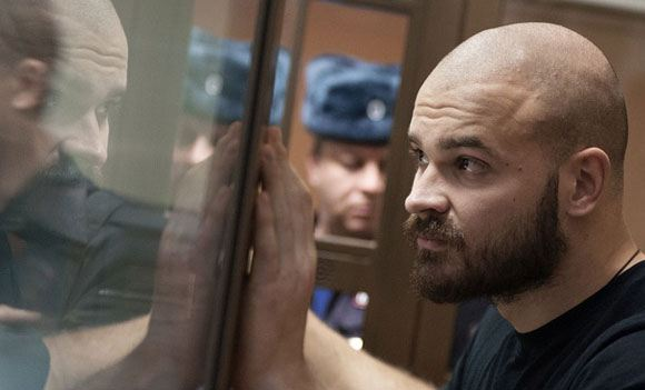 Столичный суд приговорил Марцинкевича к пяти годам в колонии строгого режима