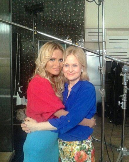 Дана Борисова будет вместе с Донцовой вести новое шоу на «Домашнем»