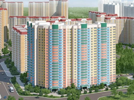 Жилой комплекс «Путилково»