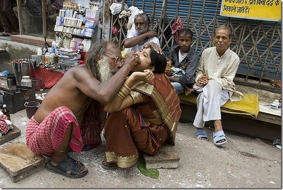 Медицина древней Индии местами сохранилась неизменной