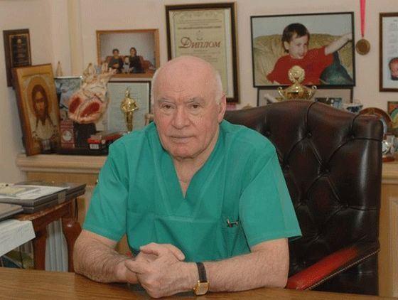 Кардиолог Лео Бокерия - светила отечественной медицины