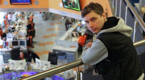 Украинская милиция начала розыск российского журналиста Андрея Стенина